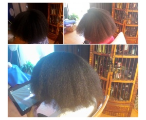 So much hair!